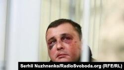 Олександр Шепелєв під час засідання суду, 9 лютого 2018 року