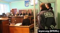 Судебное заседание по делу о теракте в Новоалексеевке