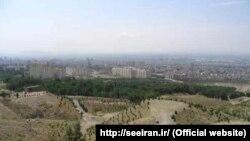 پارک کوهسار در شمال غرب تهران