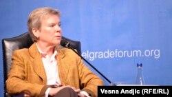 Заместитель генерального секретаря НАТО Роуз Готемюллер (архив)