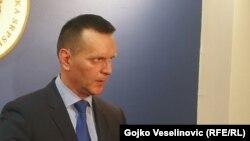 Lukač (na fotografiji, decembar 2019.): Ne stajemo dok se ne riješi uloga bilo kog pripadnika MUP-a u vezi sa kriminalnim klanovima