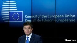 Mirosllav Lajçak është përfaqësuesi i posaçëm i BE-së për dialogun Kosovë-Serbi.