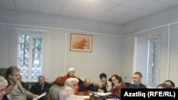 Оештыру җыелышыннан күренеш, Уфа, 9 ноябрь 2010