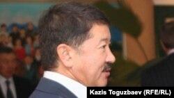 Булат Утемуратов, бизнесмен, бывший управляющий делами президента Казахстана.