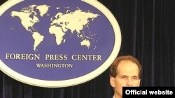 State Department spokesman Tom Casey