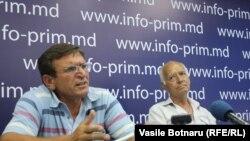 Grigore Palii și Petru Postolache