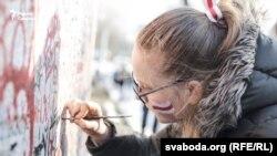 Національне свято у Мінську зібрало багато молоді