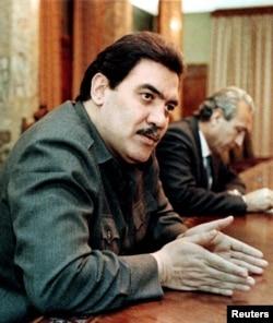 محمد نجیبالله رئیسجمهور اسبق افغانستان که به دست طالبان به دار آوریخته شد