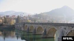 Most Mehmed paše Sokolovića u Višegradu, foto: Branko Vučković