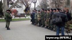 Krymyň anneksiýa edilmeginiň ýyl dönüminde geçirilen çäre, 18-nji mart, 2016