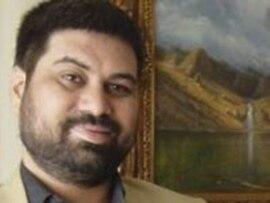 Pakistani journalist Syed Salim Shahzad