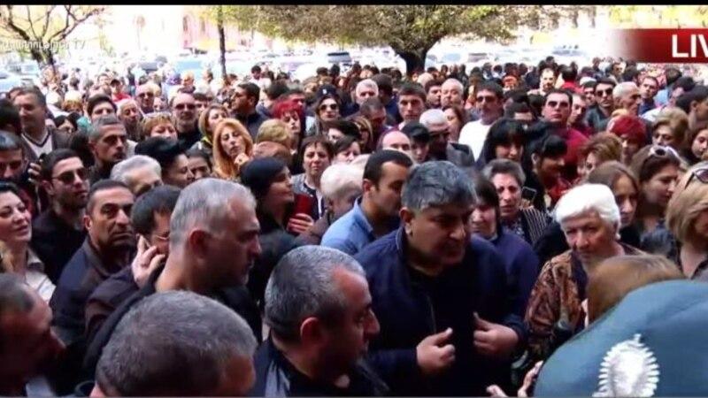 Торговцы с ярмарок протестуют; КГД считает, что протест «направляют»