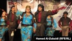 """من إحتفاء أربيل بمشروع """"بغداد عاصمة للثقافة العربية"""""""