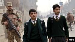 Pakistanda qətl törədilmiş məktəb bu ilin yanvarında yenidən açıldı