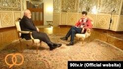 مصاحبه عادل فردوسیپور با محمدجواد ظریف