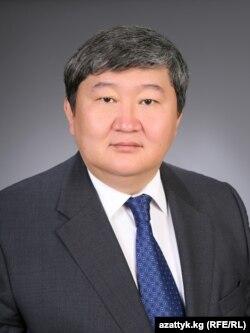 Эрмек Ибраимов, посол Кыргызстана в Турции