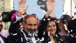 Ermeni oppozision lideri ýurduň nobatdaky premýer-ministri saýlandy