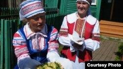 Беларускі зь вёскі Тургенеўка