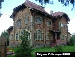 Замок в Белогорке