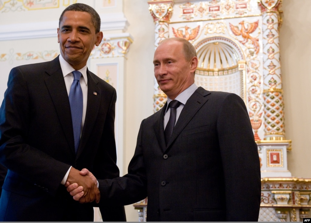 Freedom House Urges Obama To Abandon Russian 'Reset' Policy