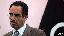 Заменик-шефот на Националниот преоден совет, Абдел Хафиз Гога.
