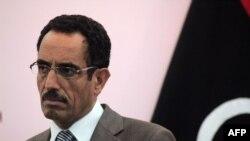 Заменик претседателот на Националниот преоден совет во Либија, Абдел Хафиз Гога.