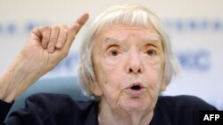 Head of the Moscow Helsinki Group, Lyudmila Alekseyeva