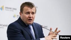 Ministri i Energjisë i Ukrainës, Volodymyr Demchyshyn.