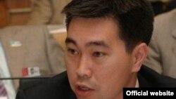 Танирберген Бердонгаров, депутат мажилиса парламента Казахстана. (Фото с www.parlam.kz)