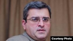 Политолог Гела Васадзе (фото с сайта PolitRUS.com)
