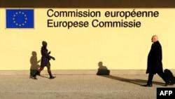 Pamje nga Brukseli