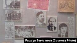 Орски шәһәр музеенда Дәрдмәнднең бердәнбер фотосы