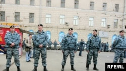 Мосгордума приняла закон о проведении в городе митингов и собраний