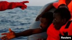 Oko 1.500 osoba spaseno je danas, a juče 2.900 migranata