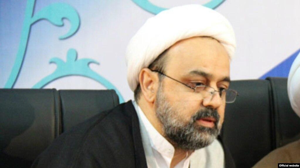 Deputy head of Iran's judiciary Hamid Shahriari (file photo)