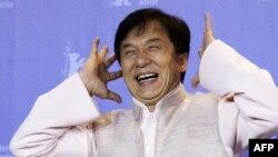 Джэкі Чан, архіўнае фота