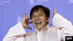 Aktori kinez, Jackie Chan