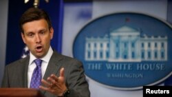 White House spokesman Josh Earnest said details are still to be negotiated. (file photo)