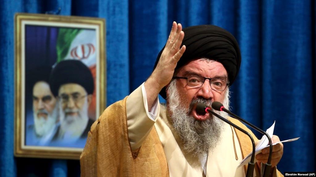 احمد خاتمی، خطیب موقف نماز جمعه تهران
