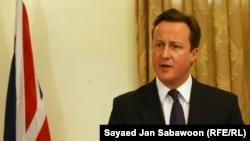 Премьер Великобритании Дэвид Кэмерон