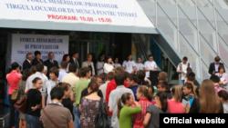 La Forumul meseriilor de la Chișinău în 2013