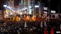 İstanbulda aksiya. 10 oktyabr