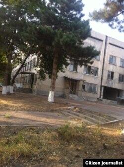 Больница «Шахтерский».