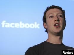 Mark Zuckerberg, osnivač Facebooka