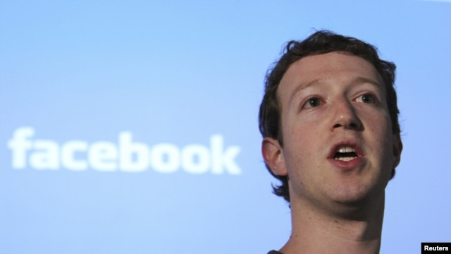 "Facebook founder Mark Zuckerberg: ""I just think our society needs more heroes who are scientists."""
