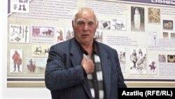 Эльдар Шабанов, кырымтатар милли хәрәкәте ветераны