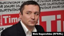 """ვლადიმერ ბედუკაძე, პოლიტიკური გაერთიანება """"ცენტრისტების"""" ლიდერი"""