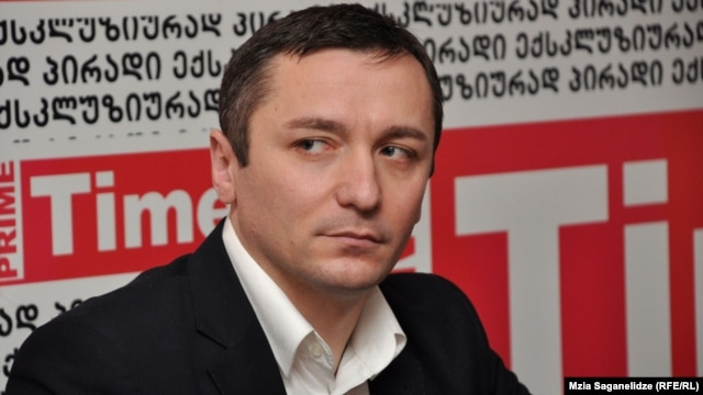 Former prison officer Vladimer Bedukadze returned to Georgia in January.