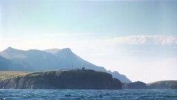 Курильские острова, 1971 год (архивное фото)