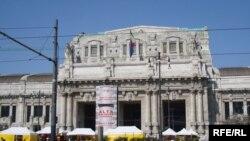 Залізничний вокзал у Мілані. Звідси починалося нове життя мігрантів із півдня Італії
